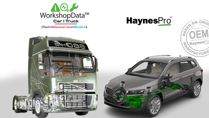 HaynesPro Ireland is the country's leading supplier of technical information to the automotive aftermarket, covering 34,000 models across 142 manufacturers worldwide.
