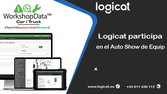 Logicat participa en el Auto Show de Equip