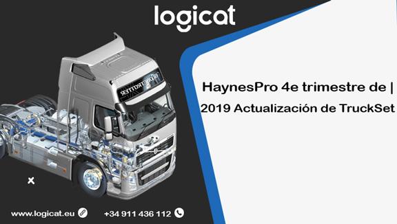 HaynesPro 2e trimestre de 2019 Actualización de TruckSet
