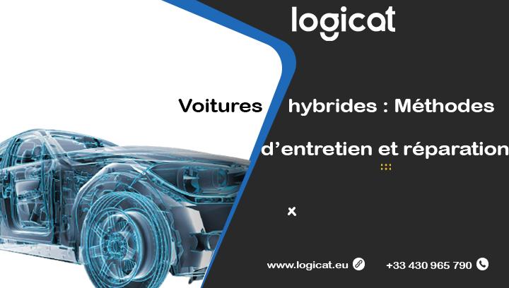 Voitures hybrides : Méthodes d'entretien et réparation