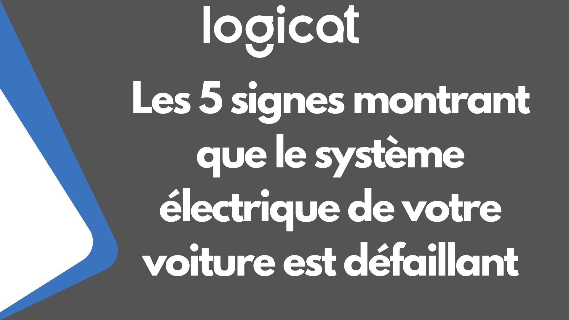 Les 5 signes montrant que le système électrique de votre voiture est défaillant